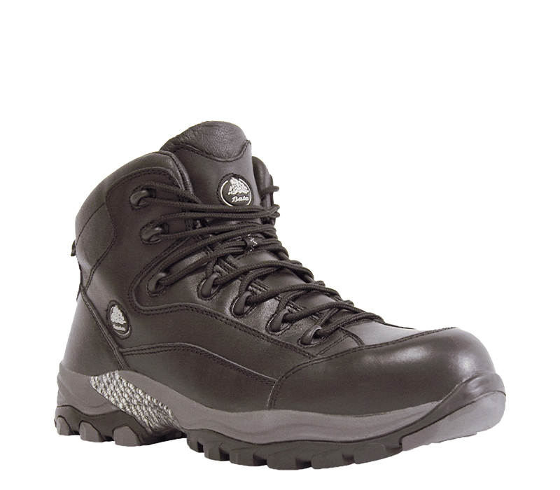 Image of Safety Boot Bata BICKZ 902 Lace Up A/P Midsole, Black