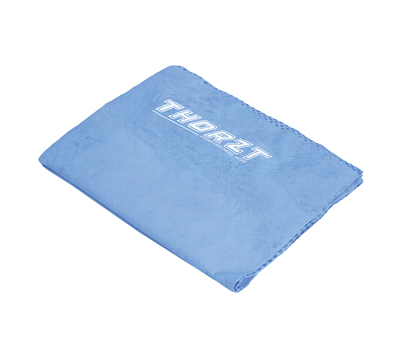 Image of THORZT Chill Skinz Cooling Towel, Blue