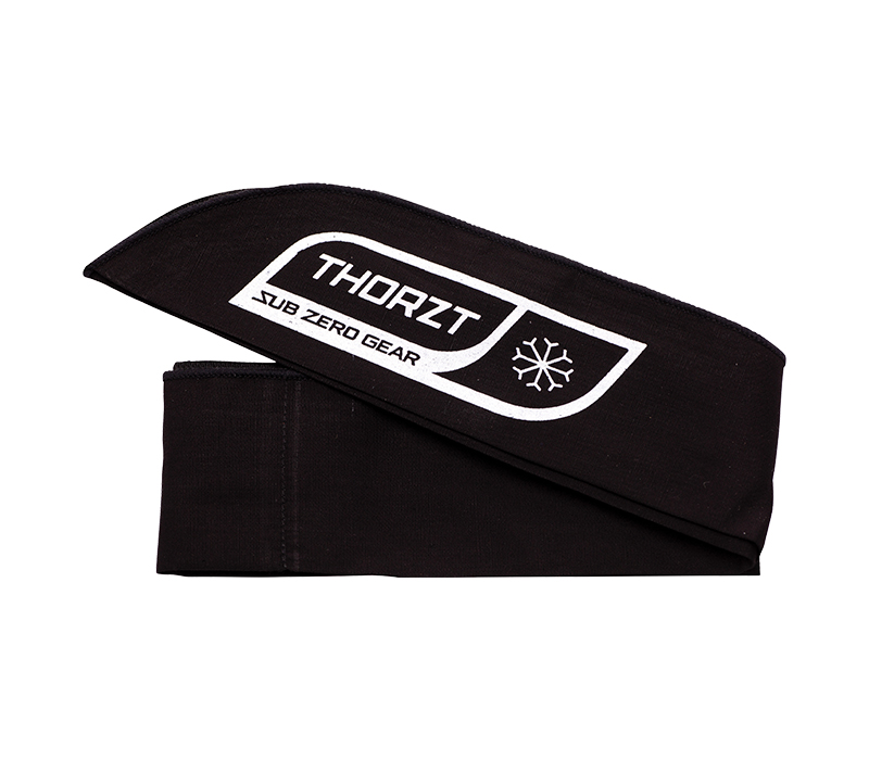Image of THORZT Cooling Tie, Black