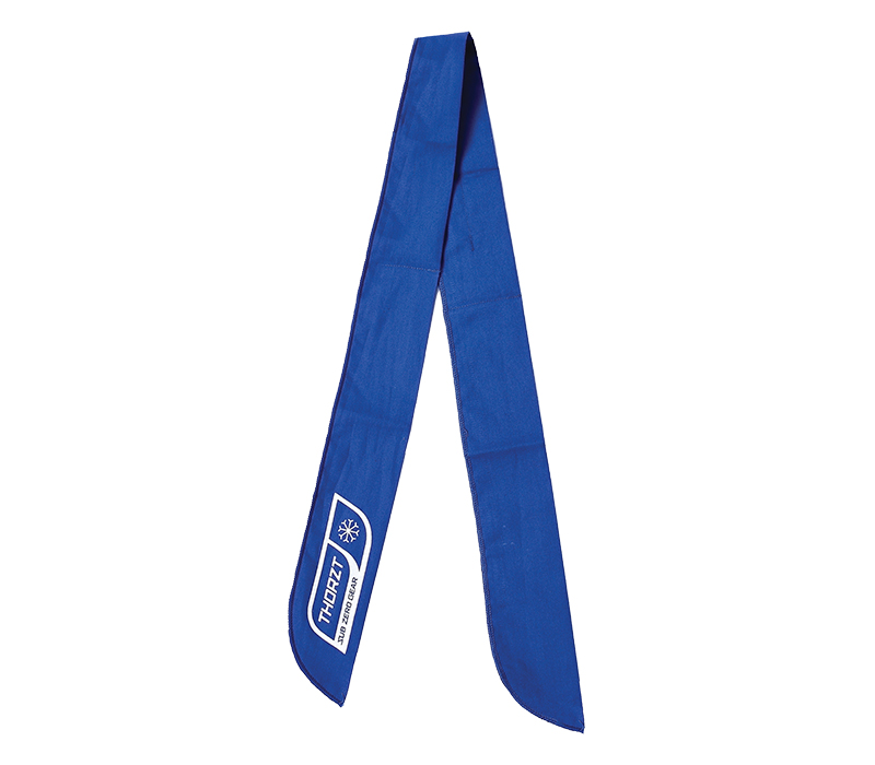 Image of THORZT Cooling Tie, Royal Blue