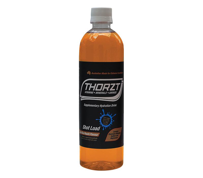 Image of THORZT Liquid Concentrate 600ml, Ice Tea Peach