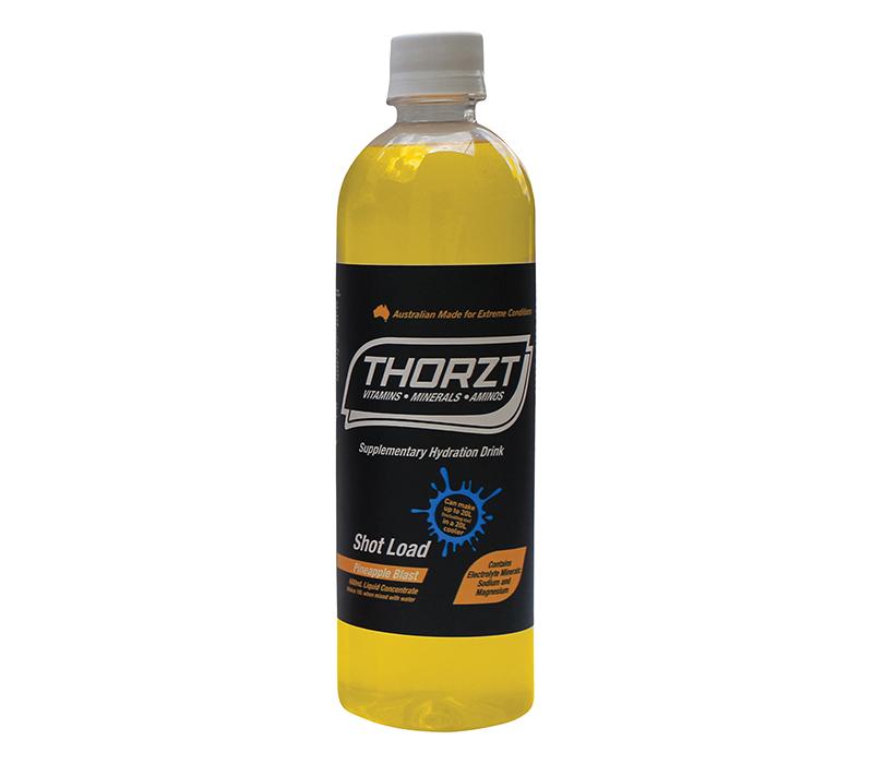Image of THORZT Liquid Concentrate 600ml, Pineapple Blast