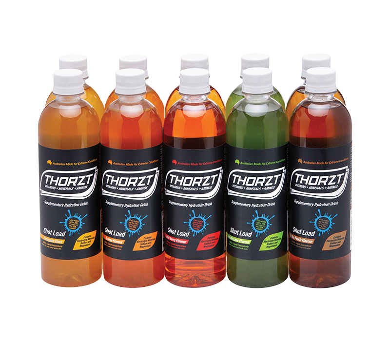 Image of THORZT Liquid Concentrate, 600ml, Mixed Ctn/10