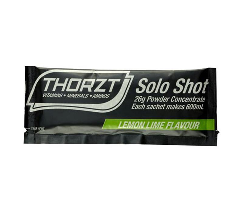 Image of THORZT Solo Shot, Sachet 26g, Pk/6