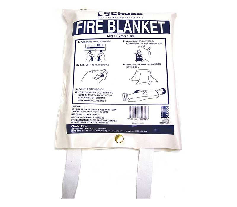 Image of Fire Blanket 1.2x1.8m (50802)