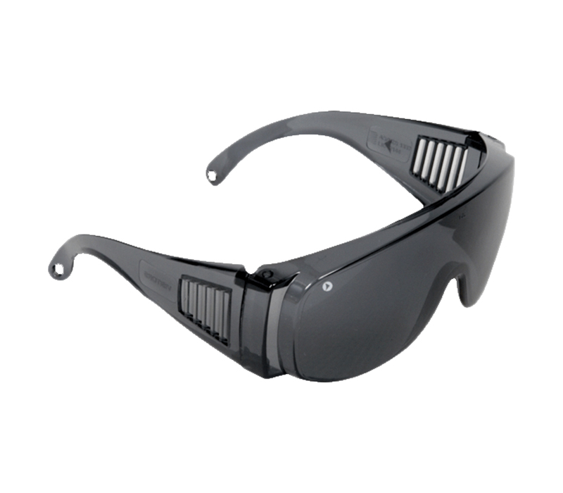 Image of ProChoice VISITOR 3002 Safety Spec Smoke Lens