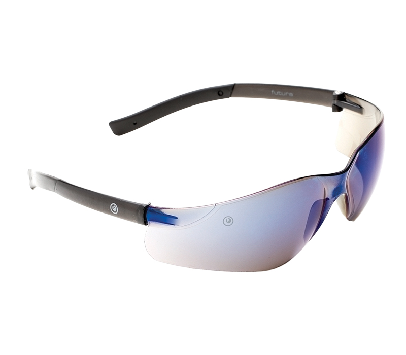 Image of ProChoice FUTURA 9003 Safety Spec Blue Mirror Lens