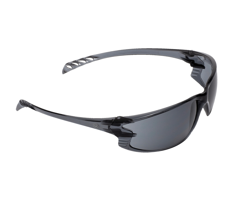 Image of ProChoice QUANTUM 9902 Safety Spec Smoke Lens