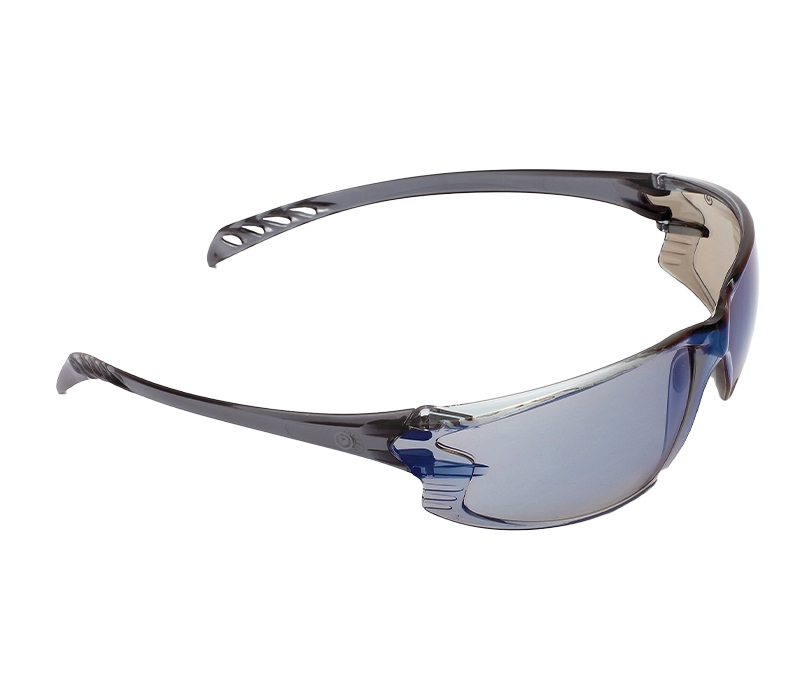 Image of ProChoice QUANTUM 9903 Safety Spec Blue Mirror Lens