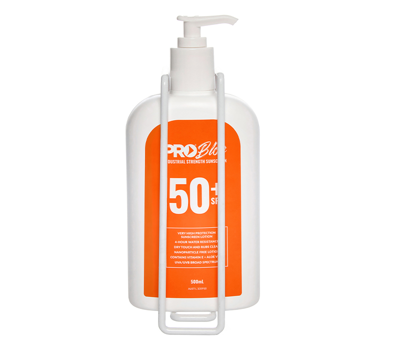 Image of Wall Bracket for 500ml Sunscreen