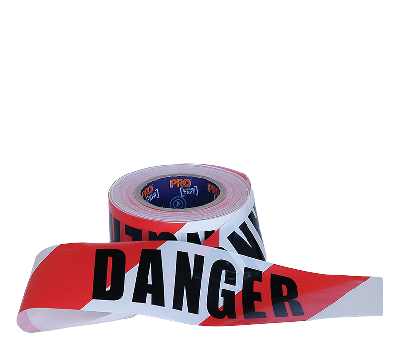 Image of ProChoice DANGER Warning Tape 100m Roll
